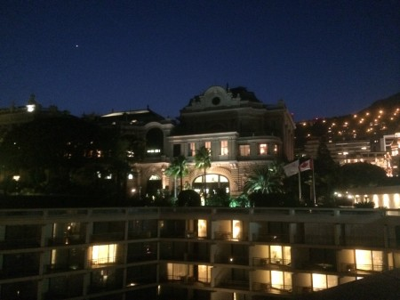 clara maeda after show, hotel fairmont