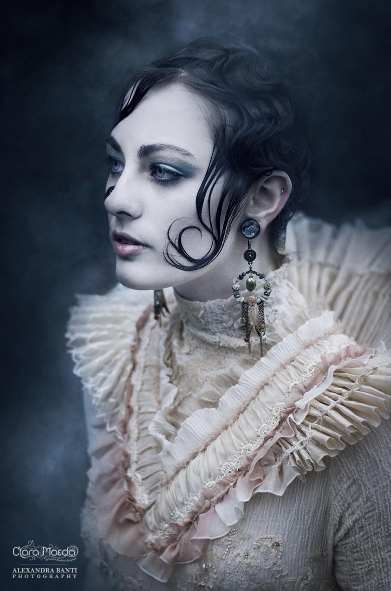 clara maeda, taira no tokiko, ghost mermaid dress