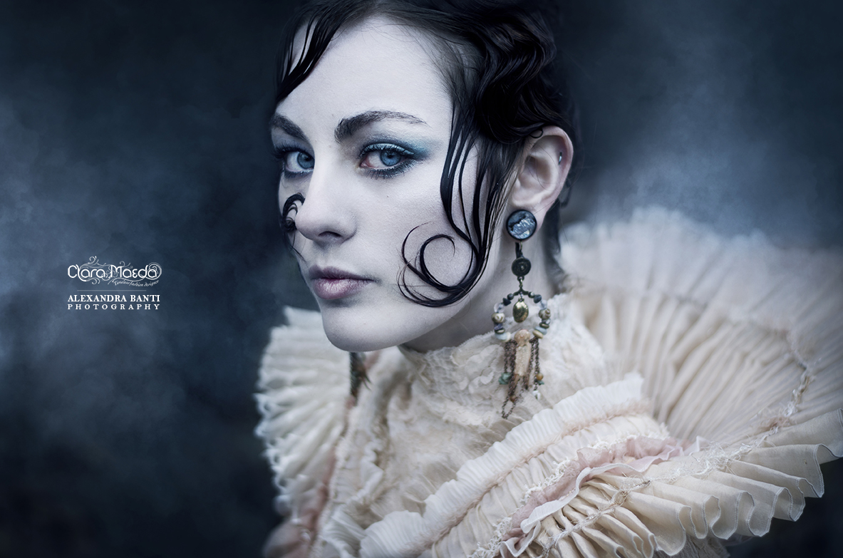 clara maeda, mermaid ghost dress