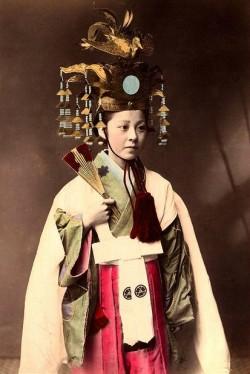 Prêtresse Shinto
