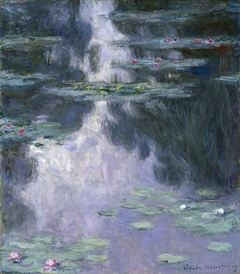 nymphéa monet