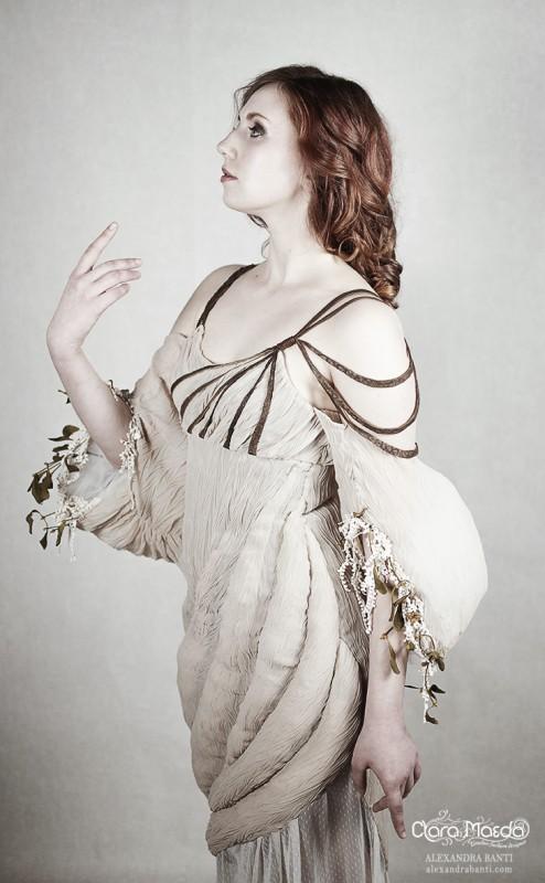 robe art nouveau
