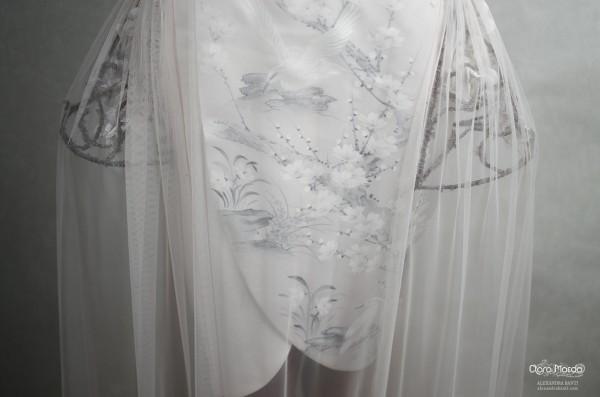 robe de style, robe cage
